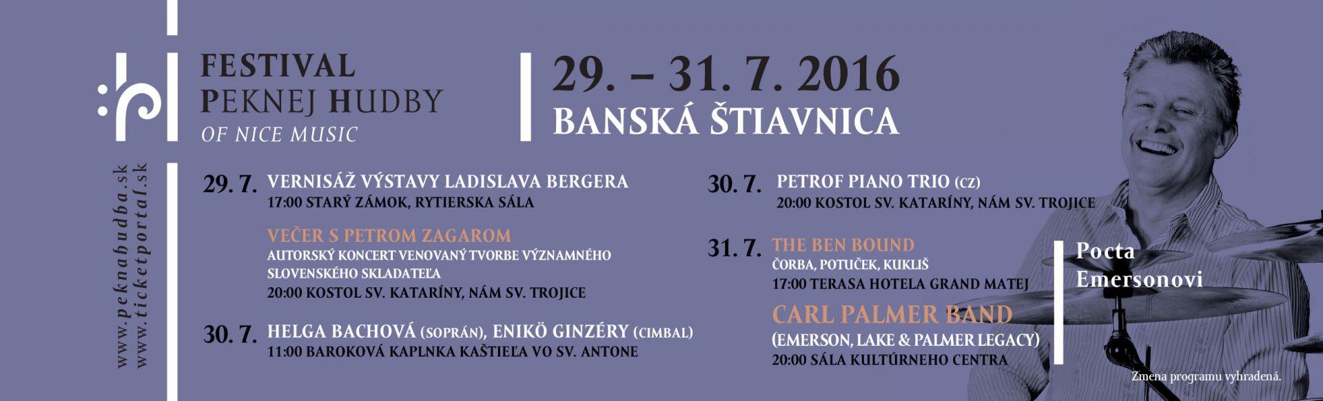 Festival peknej hudby